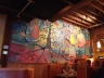 Cool mural on the wall @ South Street Brewery