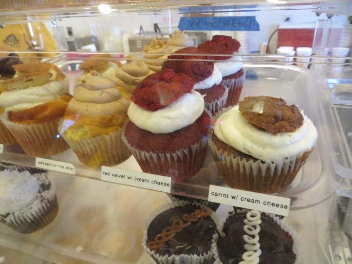 Cupcake Display.
