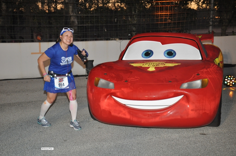 """""""I AM Speed!"""" with Lightning McQueen!"""