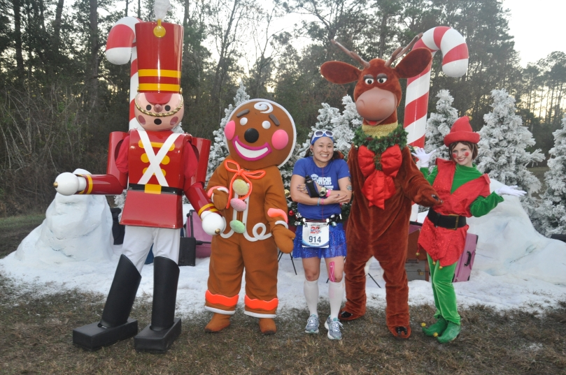 Random Christmassy Characters!