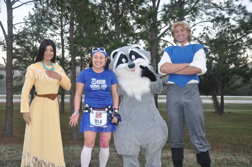 Pocahontas, John Smith and MEEKO!