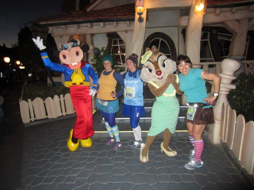 Toontown...Clarabelle Cow and Clarice!