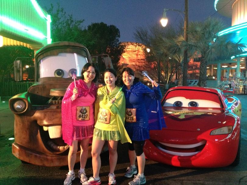 Lightning McQueen + Mater!