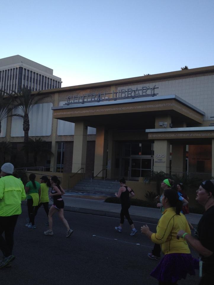 Anaheim Library!