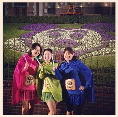 Fairies in Disneyland!