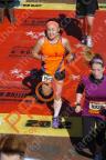 Baltimore Marathon, 2012.