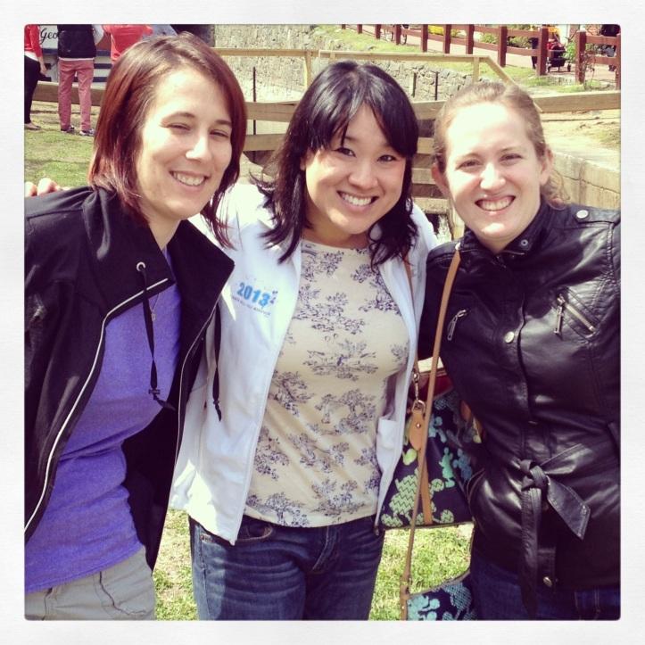 Becca, me and Anna!