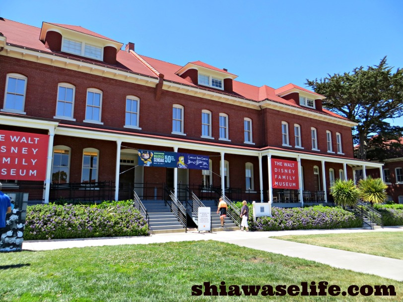 The Walt Disney Family Museum.