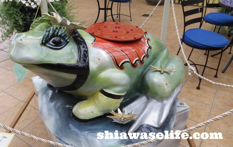 """""""Frog'n Boots"""" by Linda & Chloe Sismour."""
