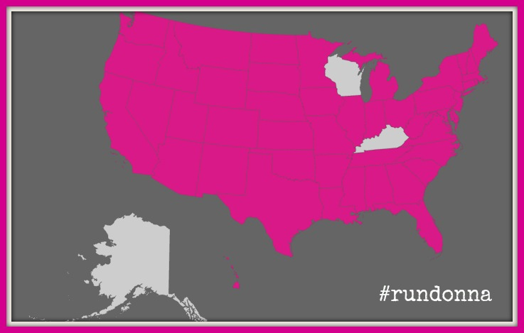 Help us paint the map PINK! Map updated 1/30/2014