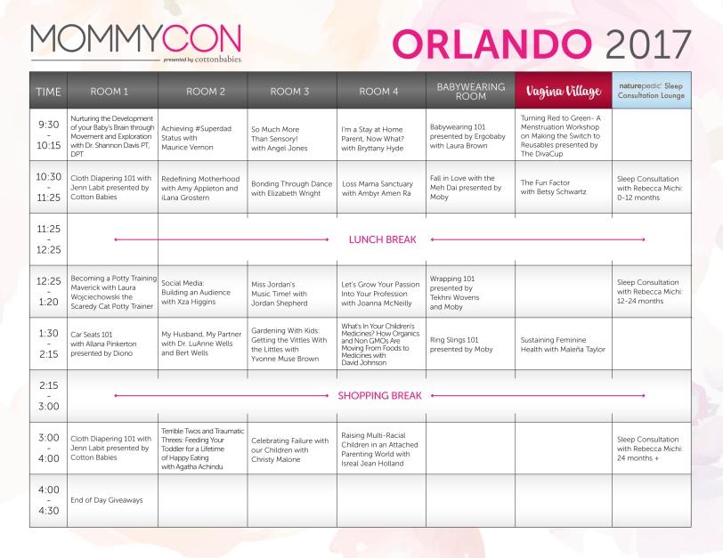Orlando Program 2017